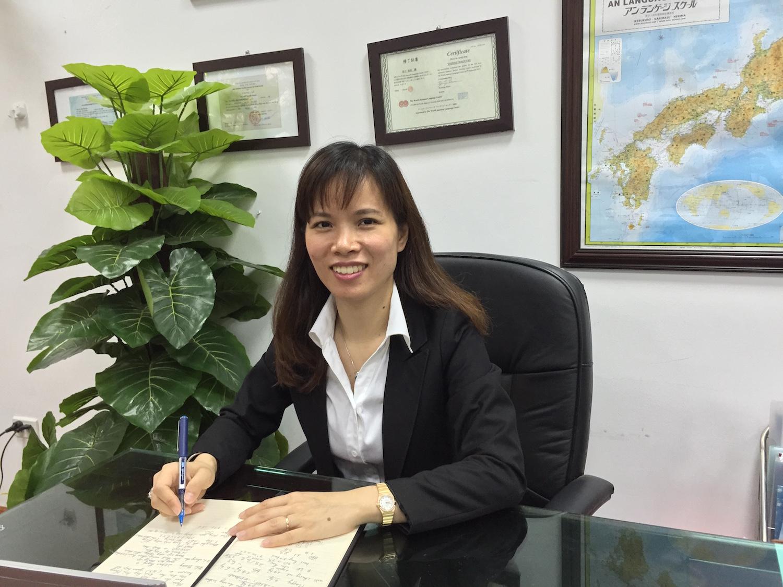 Tiến sĩ Nguyễn Thị Minh Hương
