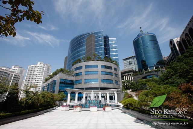 Campus của Trường đại học SeoKyeong